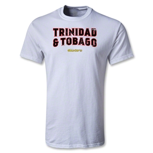Trinidad and Tobago CONCACAF Gold Cup 2013 T-Shirt (White)