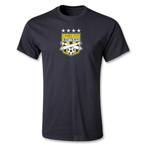 Charleston Battery T-Shirt (Black)