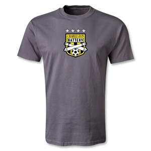 Charleston Battery T-Shirt (Dark Gray)