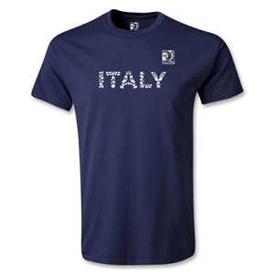 FIFA Confederations Cup 2013 Italy T-Shirt (Navy)