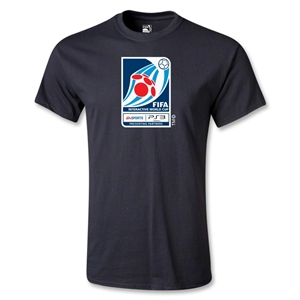 FIFA Interactive World Cup Emblem T-Shirt (Black)