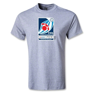 FIFA Interactive World Cup Emblem T-Shirt (Gray)