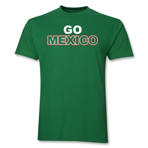 Go Mexico T-Shirt (Green)