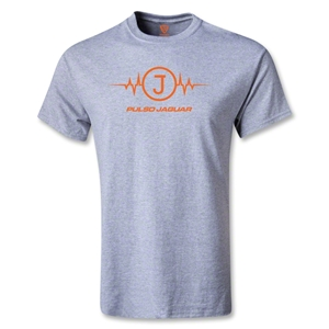 Jaguares de Chiapas Pulse T-Shirt (Gray)