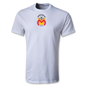 Morelia Monarcas Small Logo T-Shirt (White)