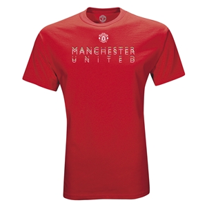 Manchester United T-Shirt (Red)