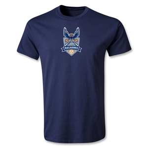 Carolina Railhawks T-Shirt (Navy)