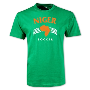Niger Country T-Shirt (Green)