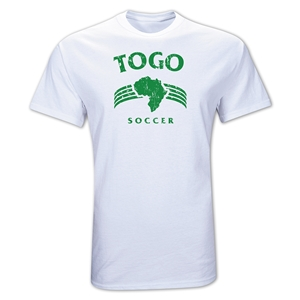 Togo Country T-Shirt (White)