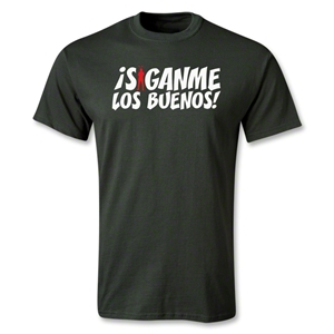 Chapulin Los Buenos T-Shirt (Dark Green)