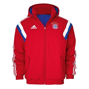 Bayern Munich 14/15 Padded Jacket