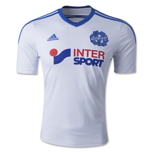 Olympique Marseille 14/15 Home Soccer Jersey