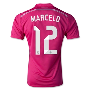 Real Madrid 14/15 MARCELO Away Soccer Jersey