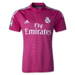 Real Madrid 14/15 Authentic Away Soccer Jersey