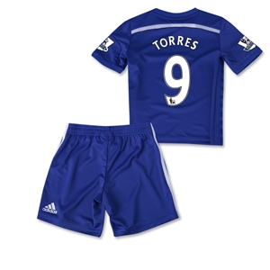 Chelsea 14/15  9 TORRES Home Mini Kit