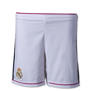 Real Madrid 14/15 Youth Home Soccer Short