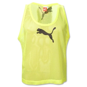 PUMA Training Bib (Yellow)