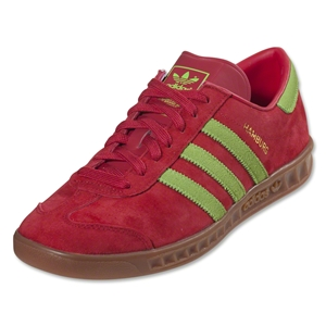 adidas Originals Hamburg (Red Beauty/Macaw)
