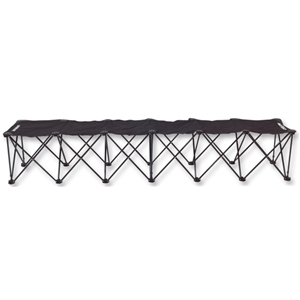 Insta-Bench Six-Seater (Black)