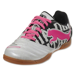 PUMA PowerCat 3 Graphic IT Junior (Metallic White)