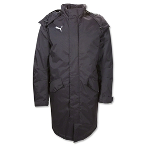 PUMA Manager Coat (Black)