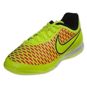Nike Junior Magista Onda IC (Volt/Metallic Gold Coin)