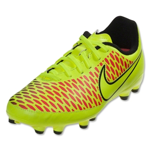 Nike Junior Magista Onda FG (Volt/Metallic Gold Coin)