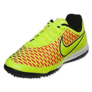 Nike Junior Magista Onda TF (Volt/Metallic Gold Coin)