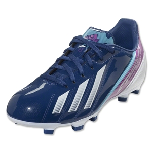 adidas F10 TRX FG Junior (Dark Blue/Running White)