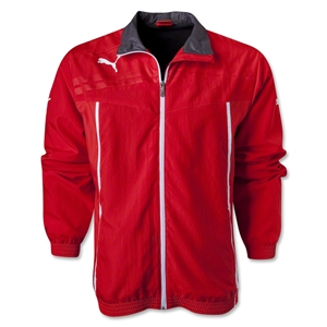 PUMA King Woven Jacket (Red)