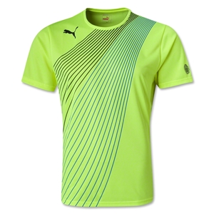 PUMA evoSPEED Graphic T-Shirt (Neon Yello)