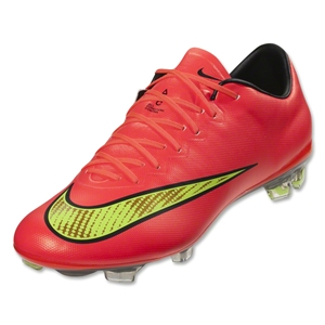 Nike Mercurial Vapor X FG (Hypervenom Punch/Metallic Gold/Black)