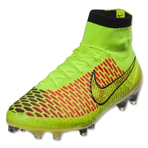 Nike Magista Obra FG (Volt/Gold/Black)