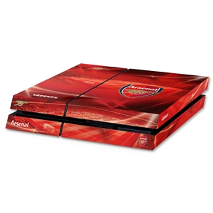 Arsenal PS4 Skin