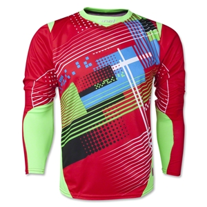 Rinat Kronos Goalkeeper Jersey (Red/Blk)