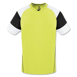 High Five Mundo Jersey (Lime/Black)