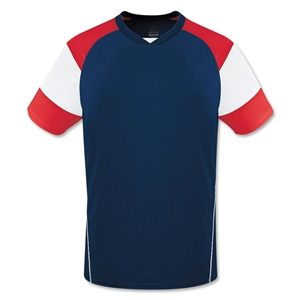 High Five Mundo Jersey (Navy/Red)