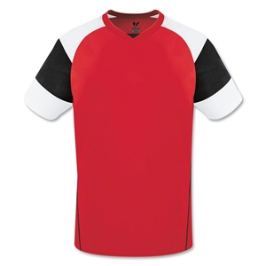High Five Mundo Jersey (Red/Blk)