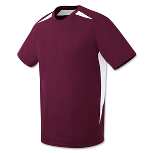 High Five Hawk Jersey (Maroon/Wht)