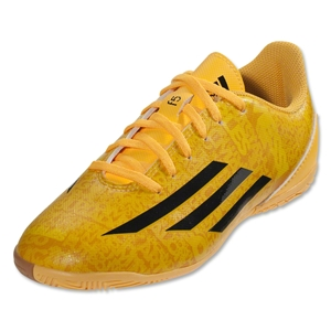 adidas F5 IN Junior Messi (Solar Gold/Black)