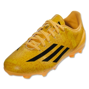 adidas F10 FG Junior Messi (Neon Orange/Black)