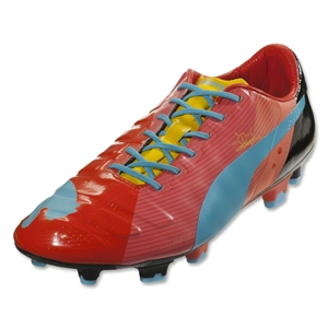 PUMA evoPower 1 Graphic FG (Dubarry/Dandelion/Black)