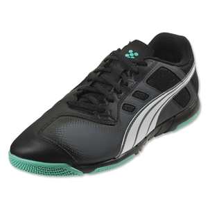 PUMA Nevoa Lite (Black/White/Turbulence/Pool Green)