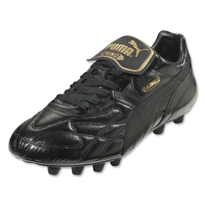 PUMA King Top K FG (Black/Gold)