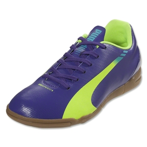 Puma evoSpeed 5.3 IT Junior (Prism Violet/Fluro Yellow/Scuba Blue)