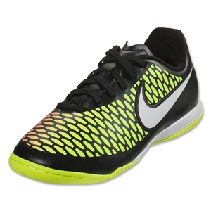 Nike Junior Magista Onda IC (Black/Volt/Hyper Punch)