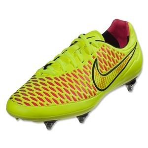 Nike Magista Orden SG (Volt/Metallic Gold Coin)