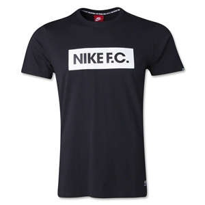 Nike FC Block Top (Black)