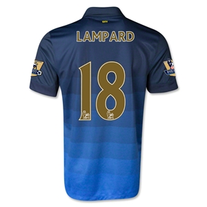 Manchester City 14/15 LAMPARD Away Soccer Jersey