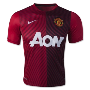 Manchester United Squad Prematch Top
